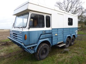 1980 Stonefield P5000 6×4 All Terrain Lorry For Sale by Auction