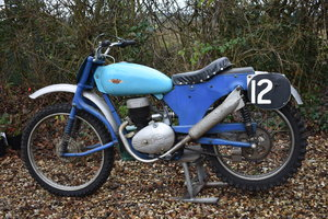 Lot 54-A circa 1952 DMW 197cc twin shock scrambler-09/2/2020 For Sale by Auction