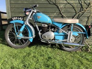1951 DMW De Luxe For Sale by Auction