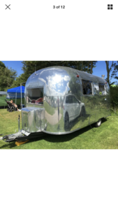1966 Airstream Caravelle 17ft