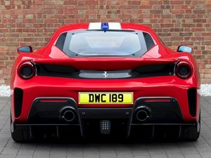 Picture of 1956 DWC 189 Cherished Number Plate For Sale
