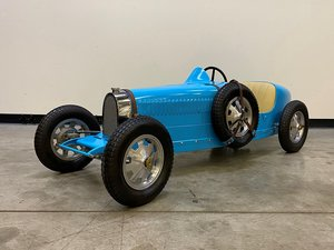 Baby Bugatti Pedal Car For Sale by Auction