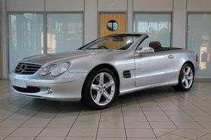 2002 Mercedes Benz SL500 For Sale