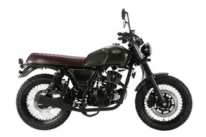 Bullit Motorcycles Bluroc 125cc 2020 Brand New  For Sale