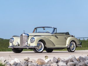 1953 Mercedes-Benz 300 S Roadster Custom  For Sale by Auction