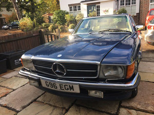 1989 Mercedes-Benz 300SL 22 Feb 2020 For Sale by Auction