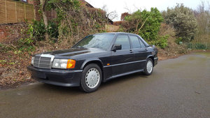 1987 Mercedes-Benz 190E 2.3-16V Cosworth 22 Feb 2020 For Sale by Auction