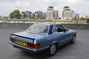 1987 Mercedes 500SL 22 Feb 2020