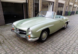 1959 Mercedes-Benz 190SL 22 Feb 2020 For Sale by Auction