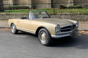 1967 Mercedes-Benz 250SL 22 Feb 2020 For Sale by Auction