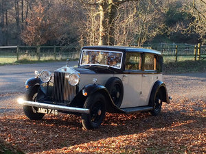 1933 Rolls Royce 2025 22 Feb 2020 For Sale by Auction