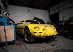 1967 Alpine Renault A110 1300VA 1300G SOLD by Auction