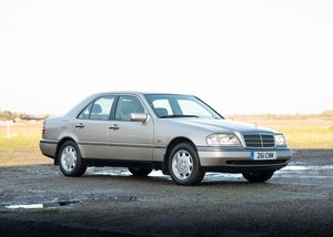 1995 Mercedes-Benz C280 Elegance SOLD by Auction