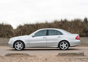 2002 Mercedes-Benz E500 Avantgarde SOLD by Auction