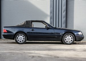 1995 Mercedes-Benz SL500 Roadster SOLD by Auction