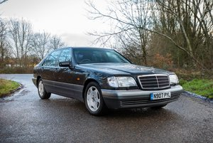 1995 Mercedes-Benz S320 For Sale by Auction