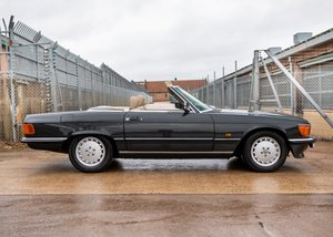 1986 Mercedes-Benz 420SL For Sale by Auction
