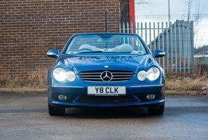 2003 Mercedes-Benz CLK 55 AMG Avantgarde Cabriolet