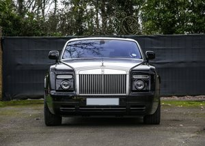 2012 Rolls-Royce Phantom Coup For Sale by Auction