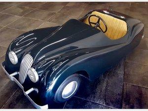 Jaguar XK 120 by American Junior, ca. 1955 For Sale by Auction