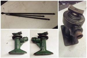 0000 VINTAGE JACKS AND WHEELBRACES FOR SALE For Sale