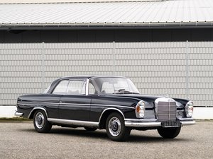 1970 Mercedes-Benz 280 CE Coup