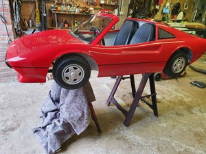 Agostini ferrari 308 gts kiddy For Sale