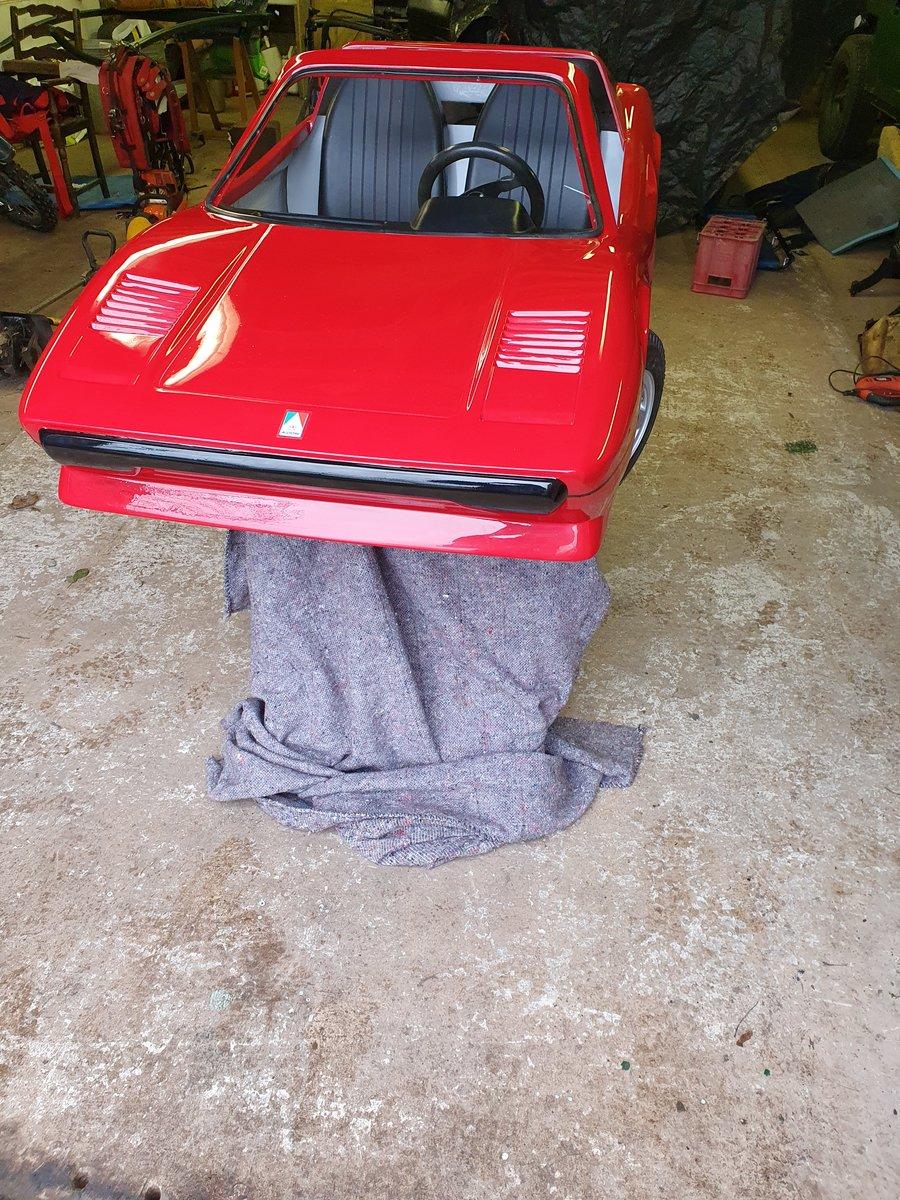 Agostini ferrari 308 gts kiddy For Sale (picture 2 of 6)