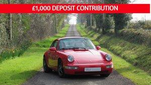 1990 Porsche 964 C4 - Recent engine rebuild!  For Sale