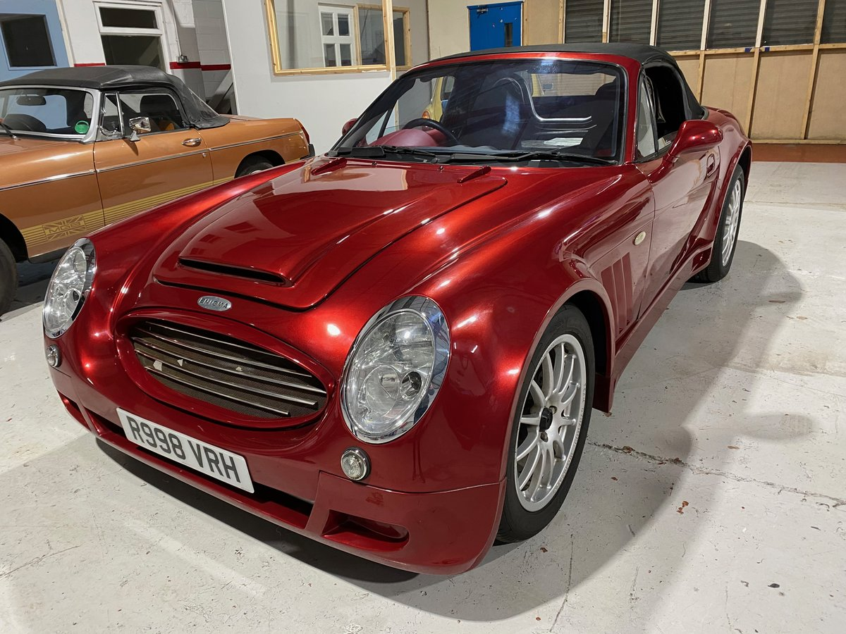 Healy Enigma Mk2 2015 1.8L Petrol. *Very Rare* For Sale (picture 1 of 5)