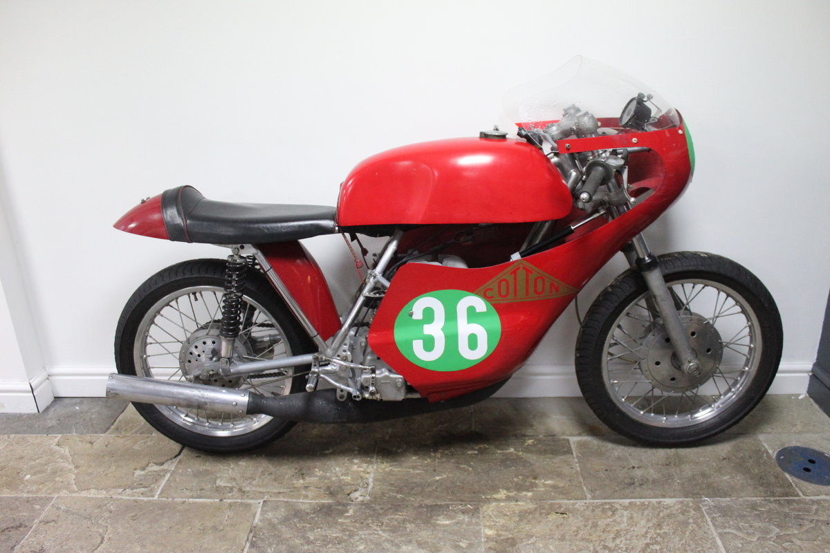 1968 1966/68 Cotton Telstar 250 cc Six Speed Road Racer For Sale (picture 5 of 6)