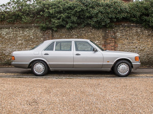 1986 Mercedes-Benz    500 SEL  For Sale