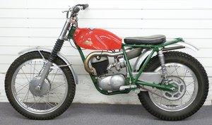 Circa 1969 Cotton 37A lightweight 250cc trials motorcycle