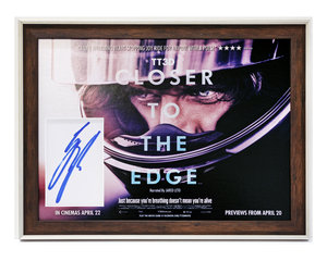 0000 Closer to the Edge / Guy Martin Autograph Presentation For Sale by Auction