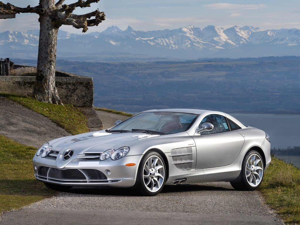 2006 Mercedes-Benz SLR McLaren  For Sale by Auction (picture 1 of 6)