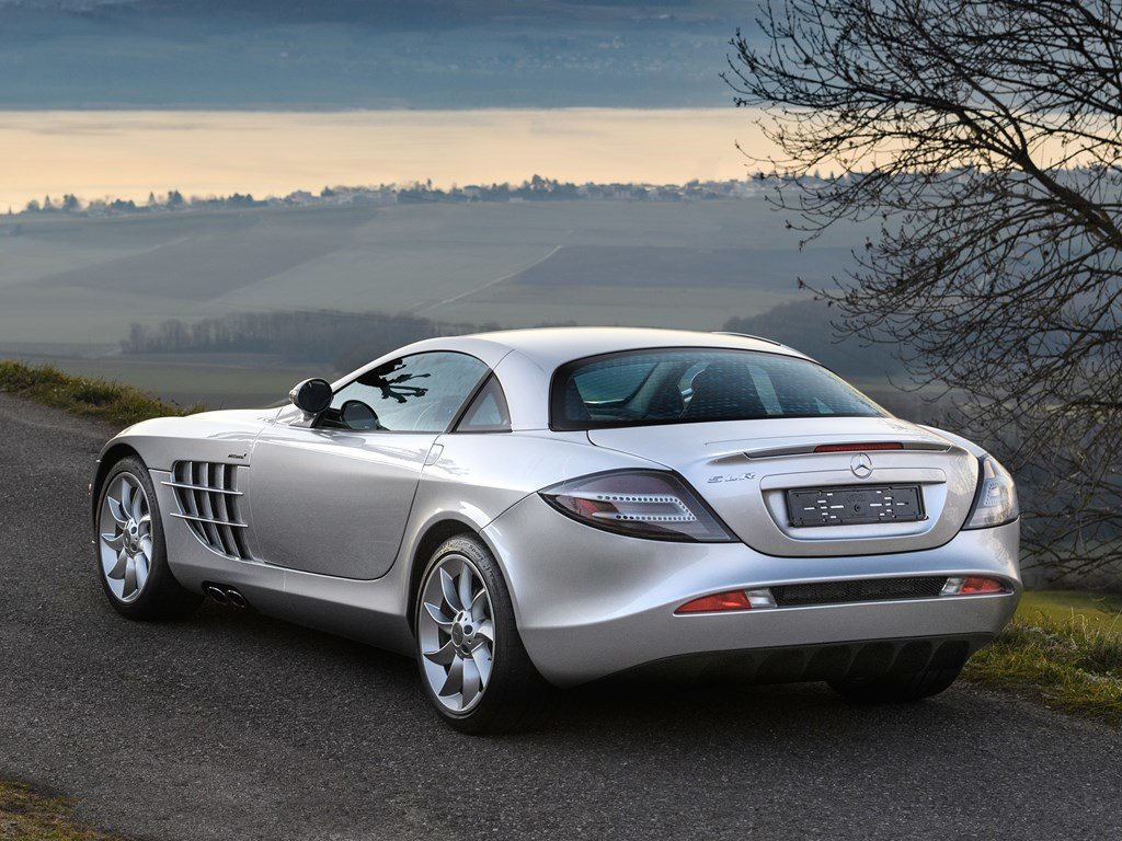 2006 Mercedes-Benz SLR McLaren  For Sale by Auction (picture 2 of 6)