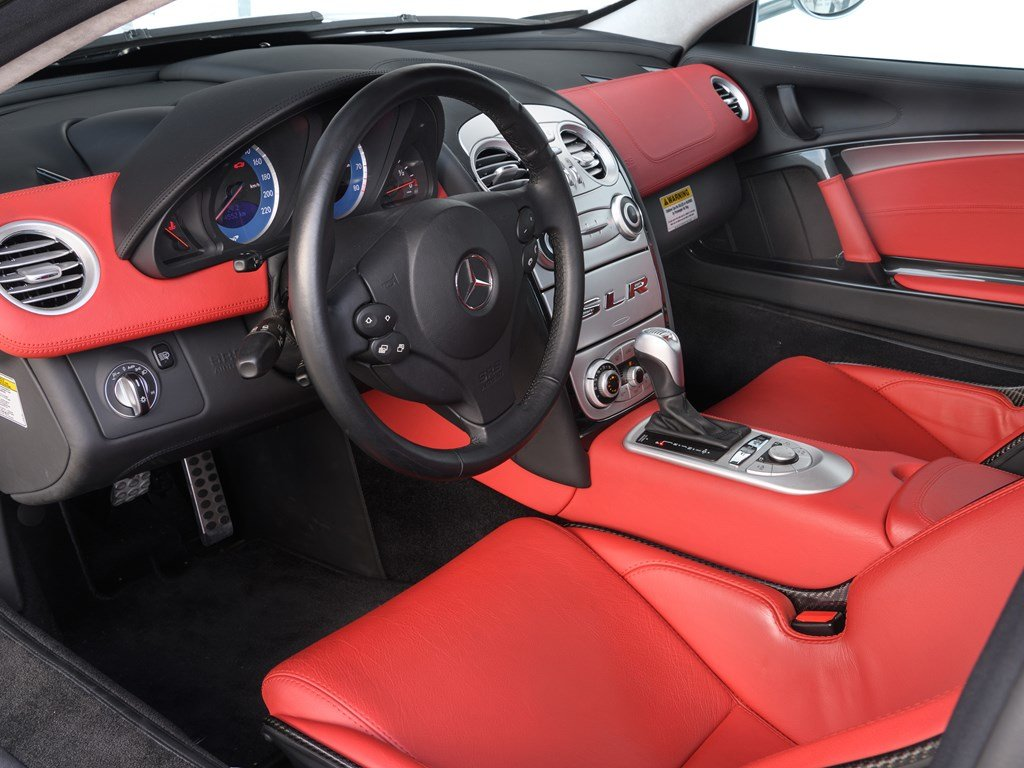 2006 Mercedes-Benz SLR McLaren  For Sale by Auction (picture 4 of 6)
