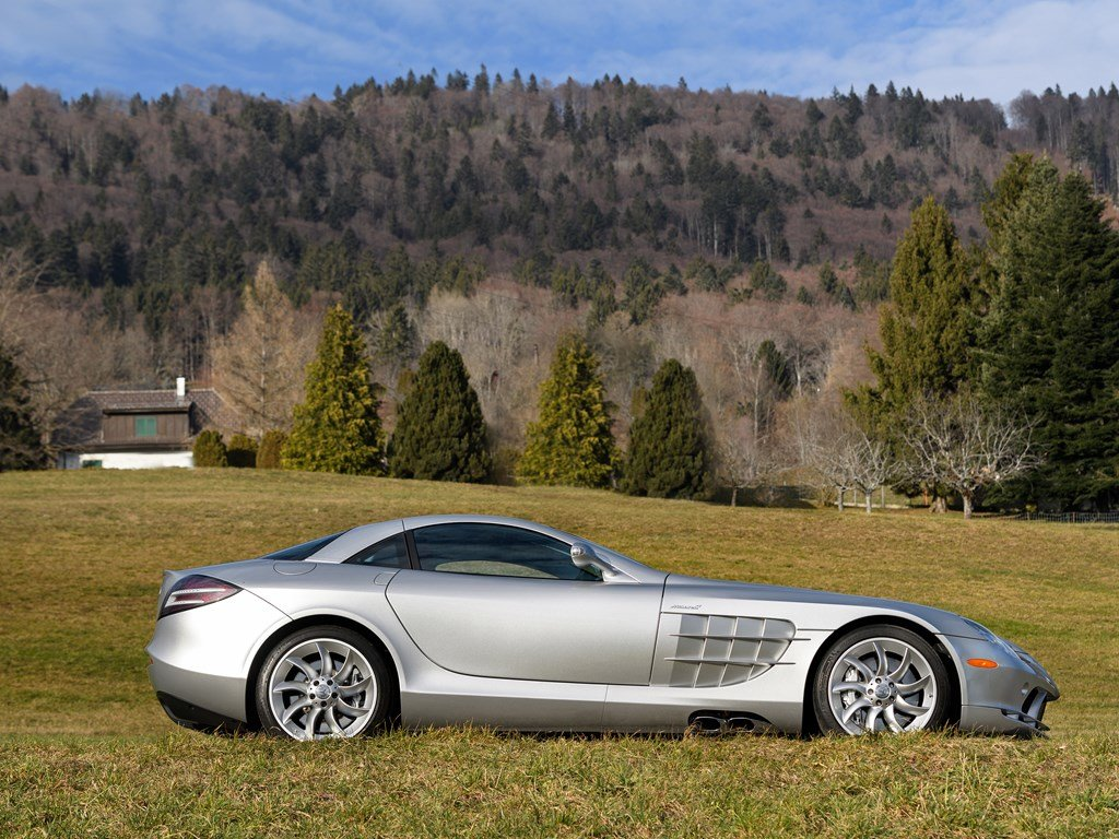 2006 Mercedes-Benz SLR McLaren  For Sale by Auction (picture 5 of 6)