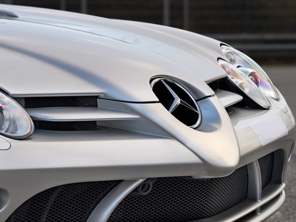 2006 Mercedes-Benz SLR McLaren  For Sale by Auction (picture 6 of 6)