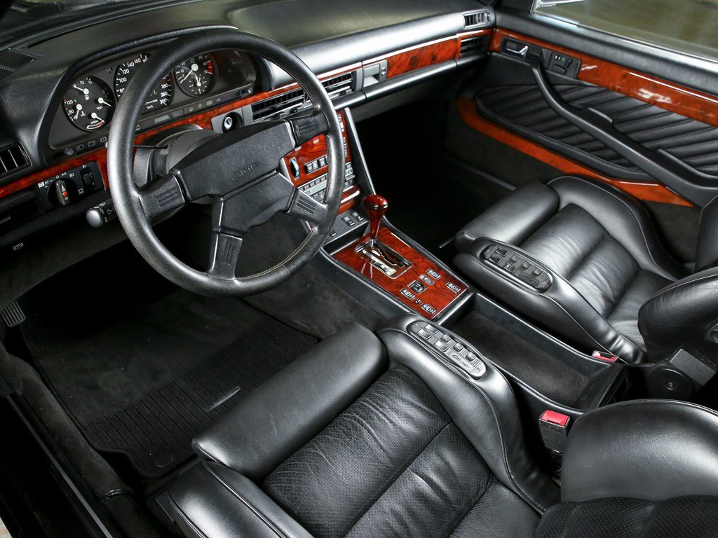 1990 Mercedes-Benz 560 SEC AMG 6.0 Wide-Body  For Sale by Auction (picture 4 of 6)