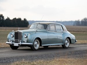 1956 Rolls-Royce Silver Cloud I Saloon