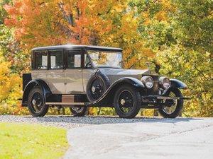 1922 Rolls-Royce Silver Ghost Sedan by Rolls-Royce Custom Co For Sale by Auction