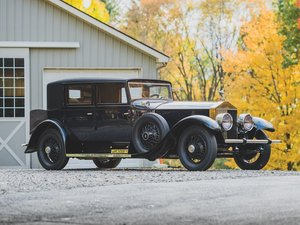 1927 Rolls-Royce Phantom I Avon Sedan by Brewster For Sale by Auction
