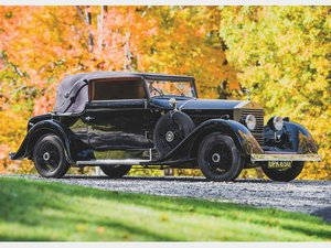 1927 Rolls-Royce 20 HP Cabriolet by Seegers et Sohn For Sale by Auction