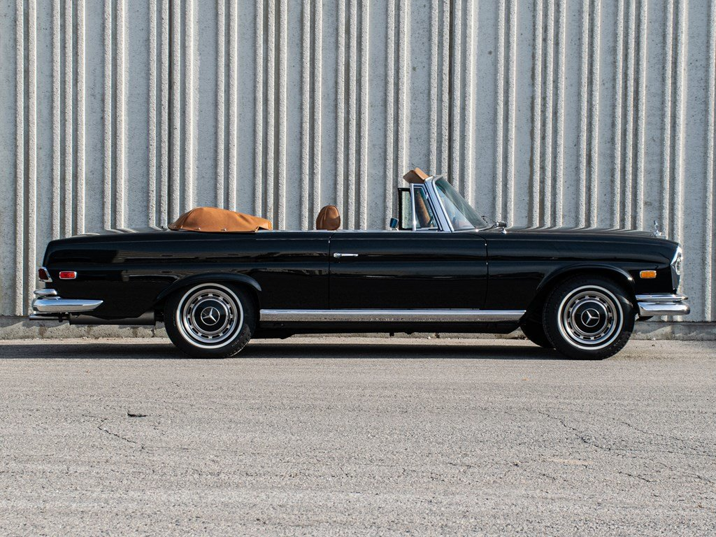 1968 Mercedes-Benz 280 SE Cabriolet  For Sale by Auction (picture 5 of 6)