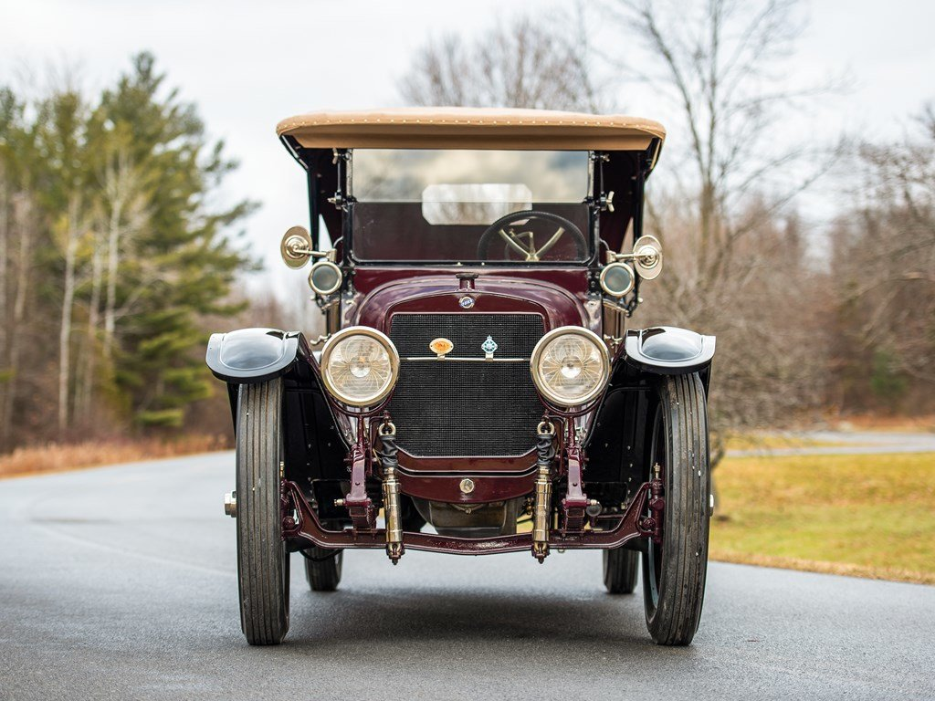 1915 Lozier Type 82 Seven-Passenger Touring  For Sale by Auction (picture 6 of 6)
