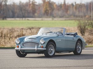 1967 Austin-Healey 3000 Mk III BJ8  For Sale by Auction