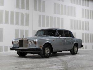 1976 Rolls-Royce Silver Shadow II