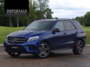 2018 Mercedes-Benz  GLE-CLASS  GLE 250 D 4MATIC AMG NIGHT EDITION For Sale