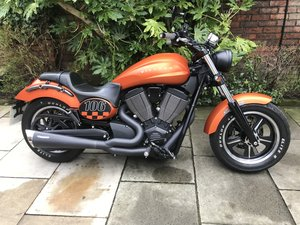 2012 Victory Judge 106 Rare Bike Exceptional Condition For Sale